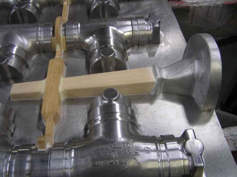 modele metalowe